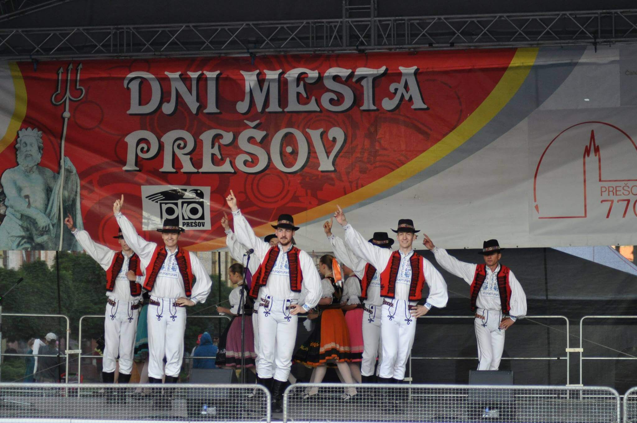 Dni mesta Prešov 2017