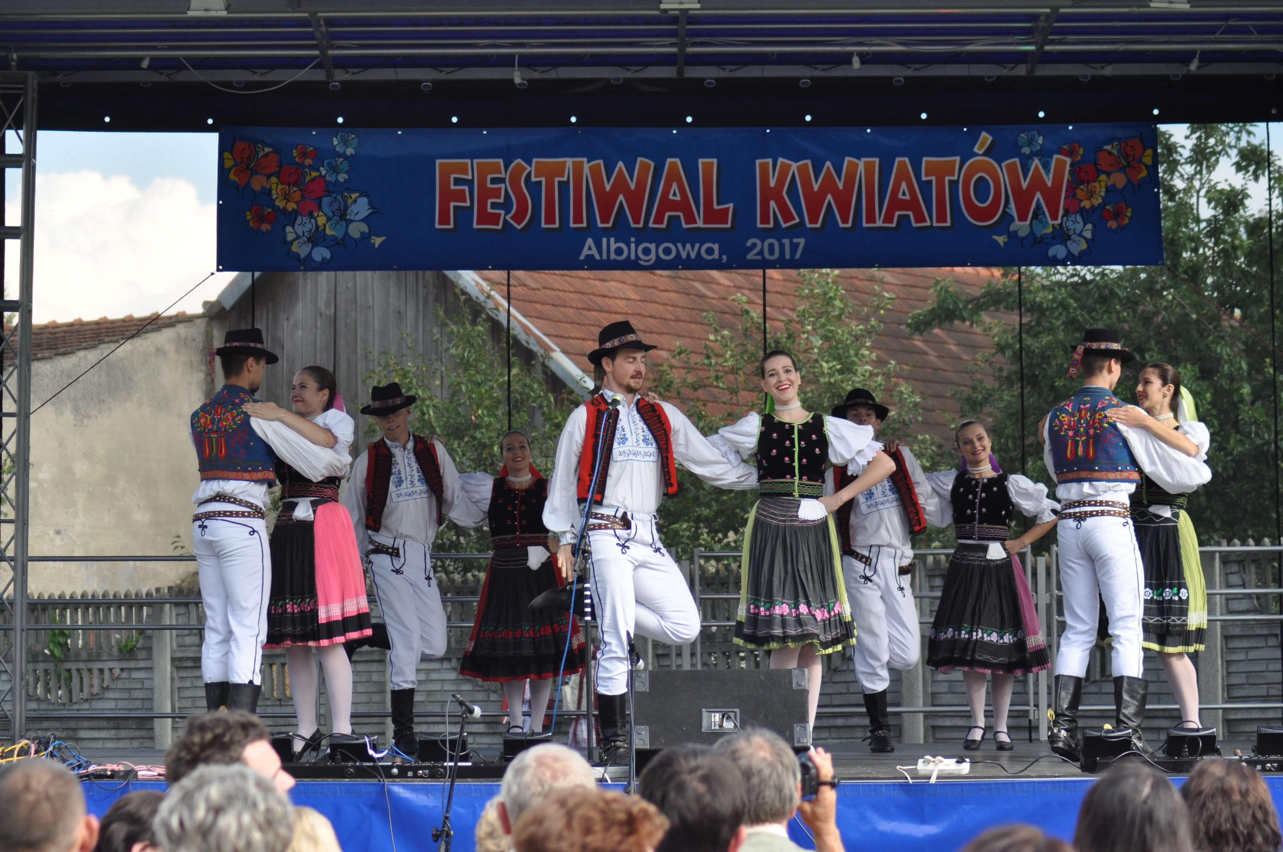 Festival Kwiatow - Albigova(PL) 2017