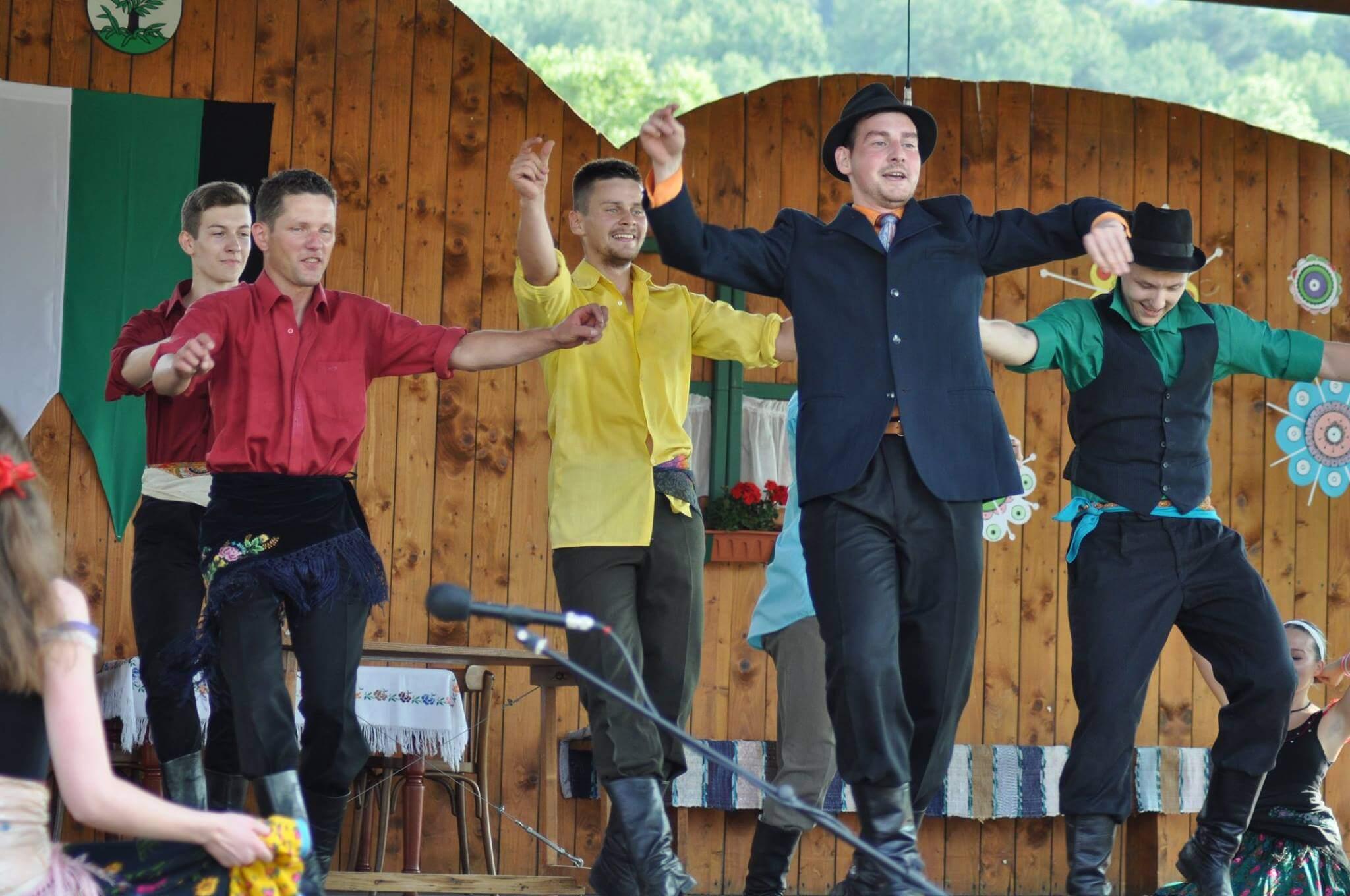 Folklórne slávnosti Rokytov 2017
