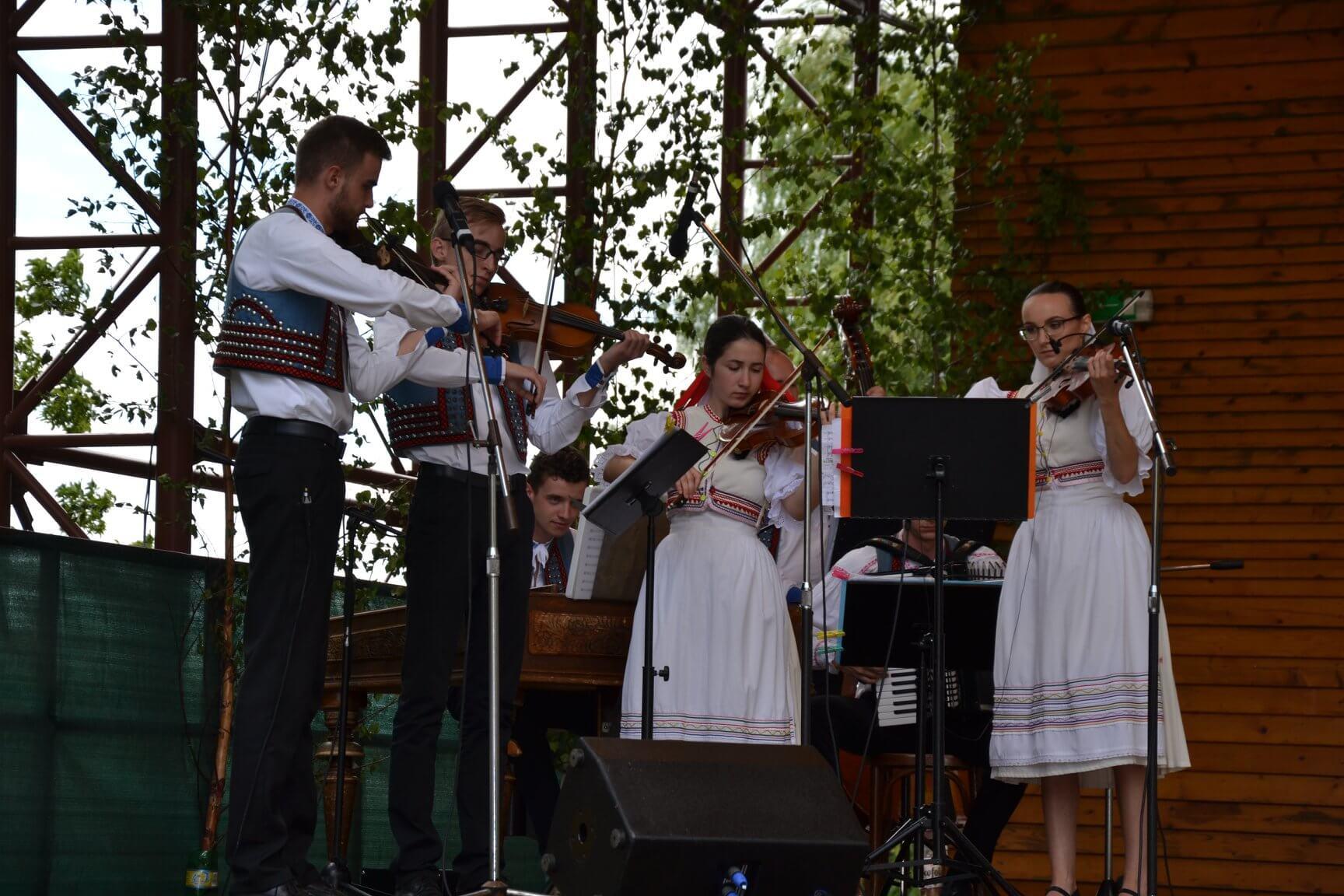 Kapušianske folklórne dni - Kapušany 2018