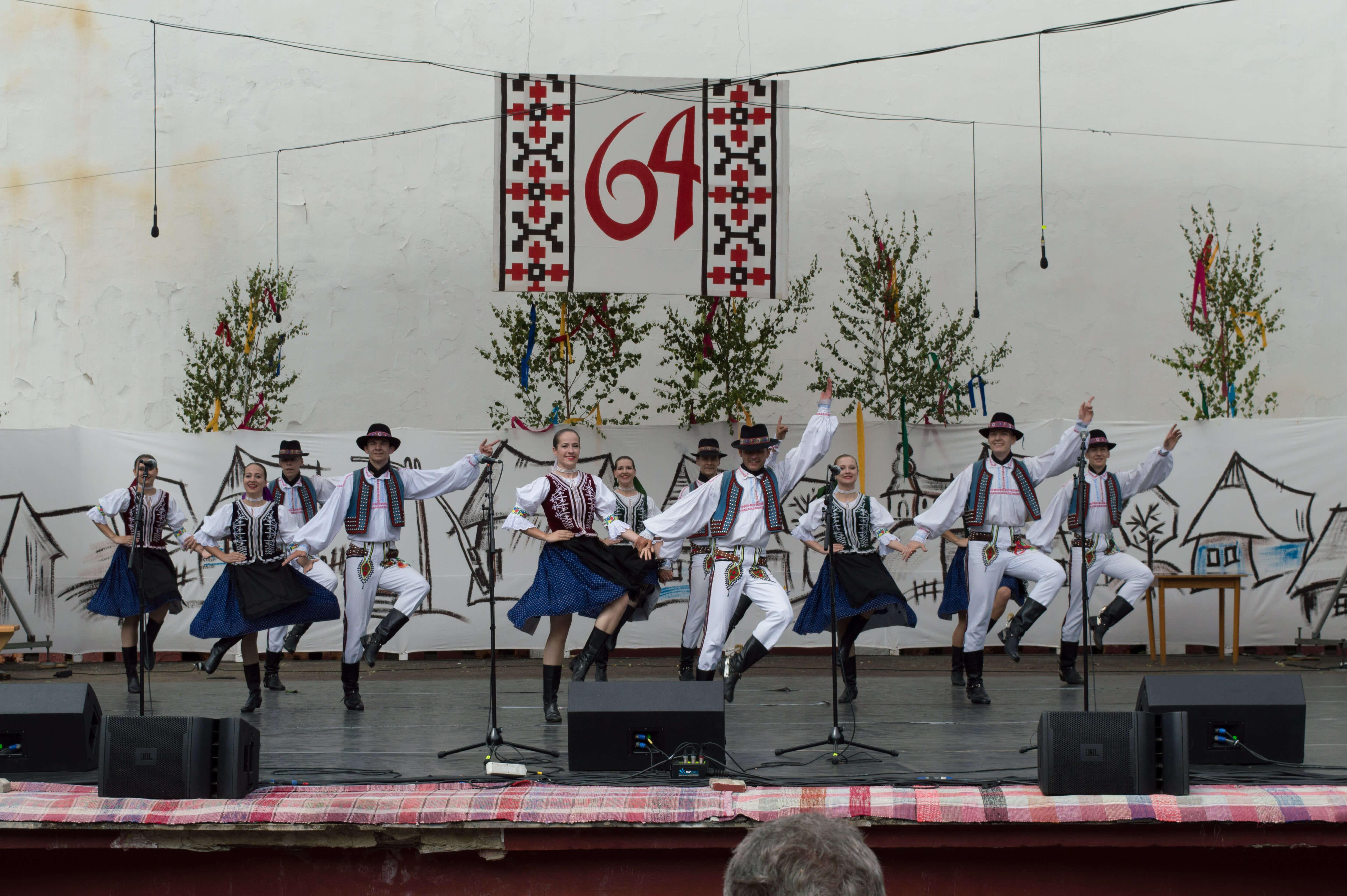 Slávnosti kultúry rusínov-ukrajincov Slovenska - Svidník 2018