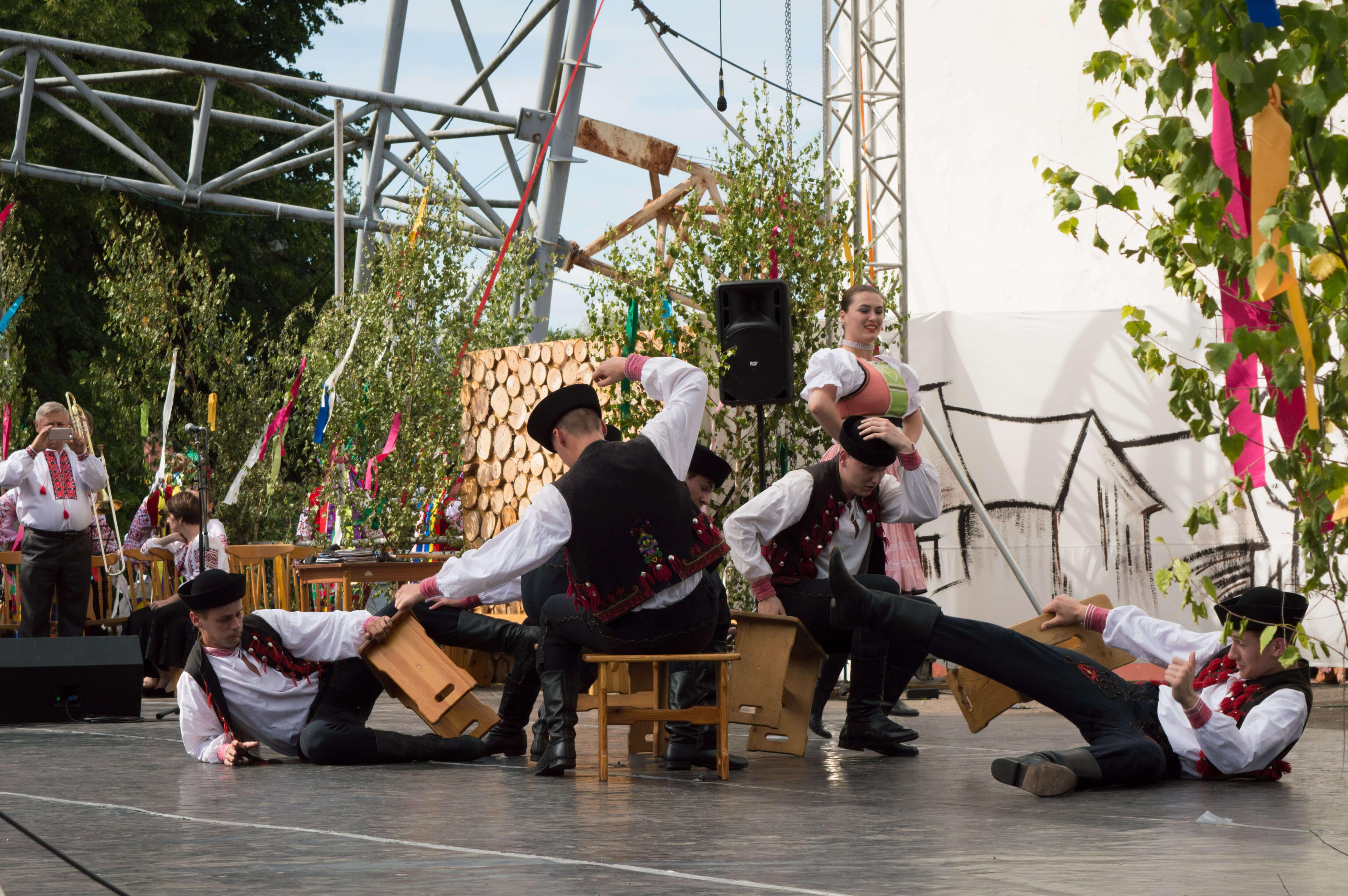Slávnosti kultúry rusínov-ukrajincov Slovenska - Svidník 2018_1